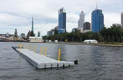 Image of Event Hire Floating Docks